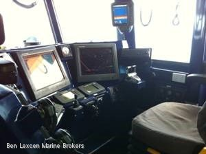 Global Marine Custom Crew Transfer/Multipurpose Vessel