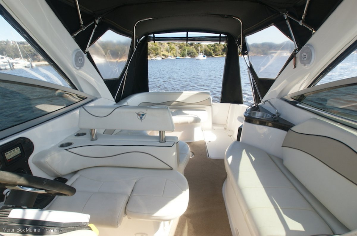 Campion Allante 925i Lx Sports Cruiser (Suit Mustang, Searay, Cruisers, Sunrunner Buyers)