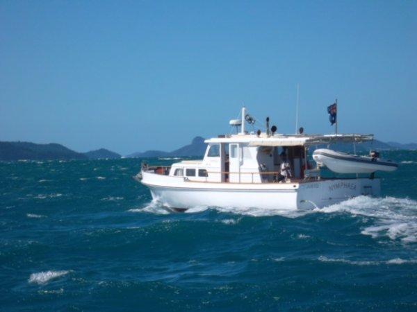 Bolger American East Coast Cray Boat