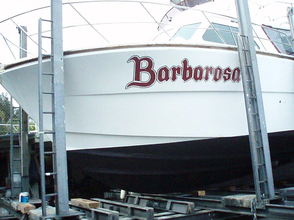 Randell 48 Charter Vessel / Workboat