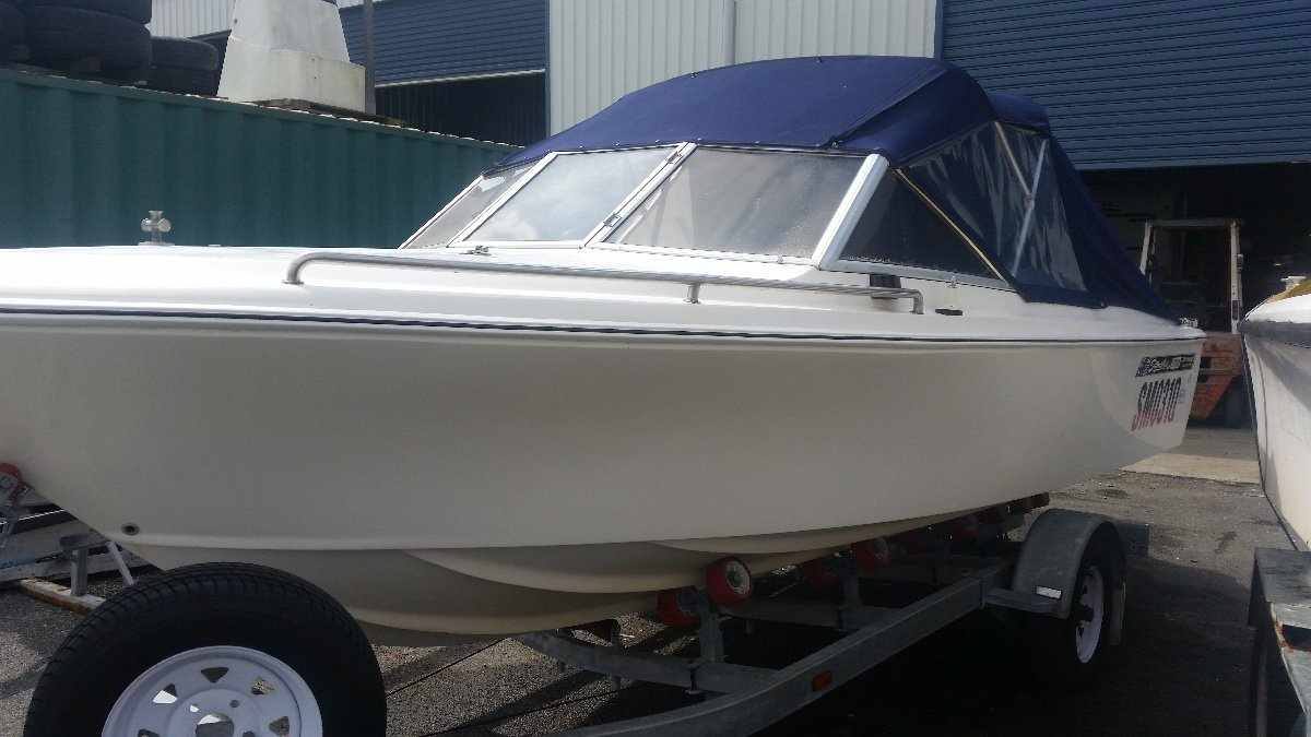 Haines Signature 1750le Very clean 1984 Haines Signature with 115hp Yamaha