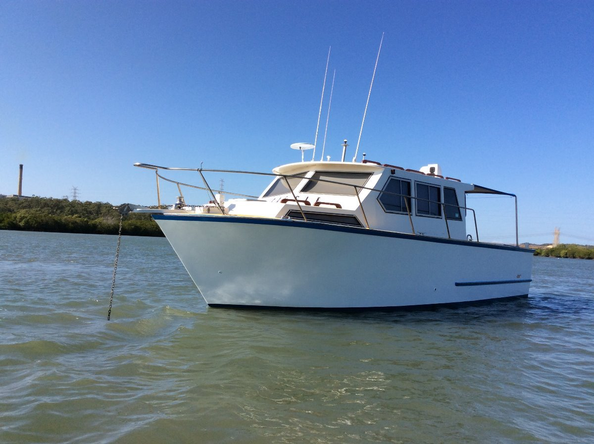 Navigator 9.5 Coastal Cruiser