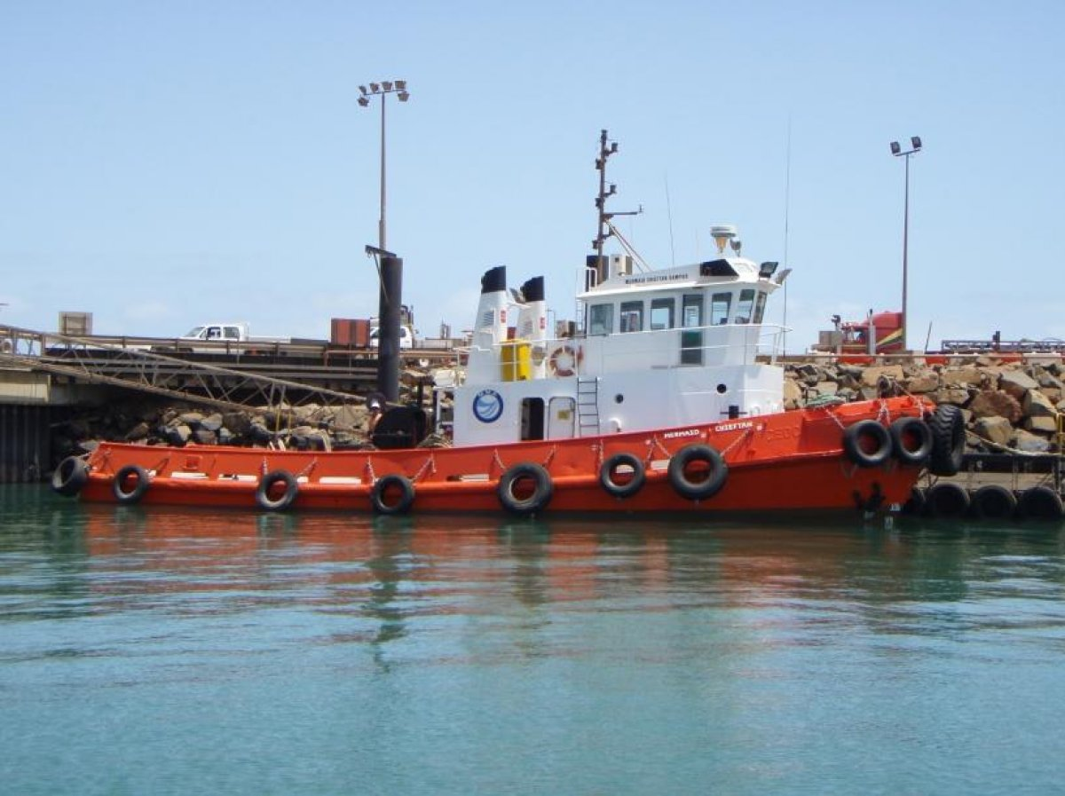 19.8m McLarty and Sons Tug / Work Boat
