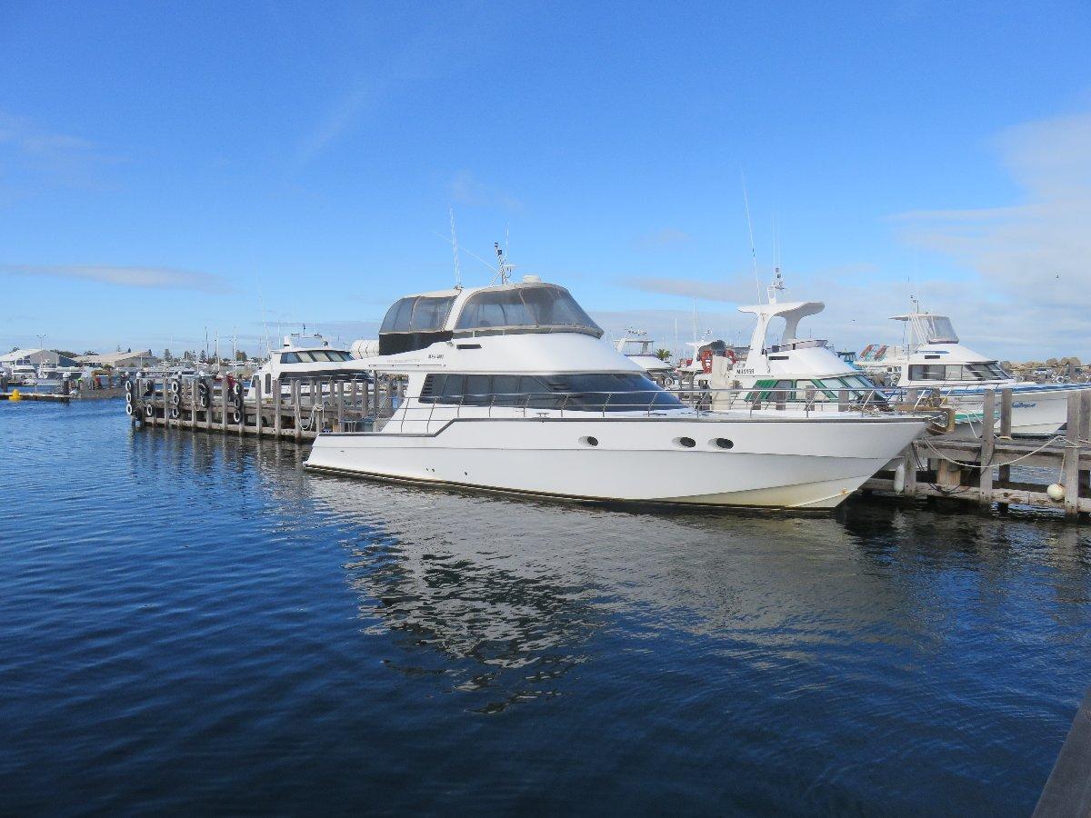 16.95m Mark Ellis 2001 Charter Boat