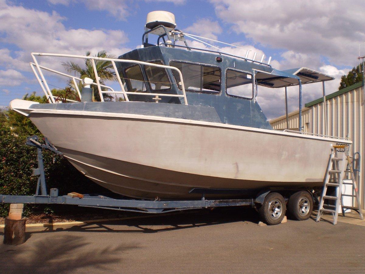 Alufarm Fishing Vessel