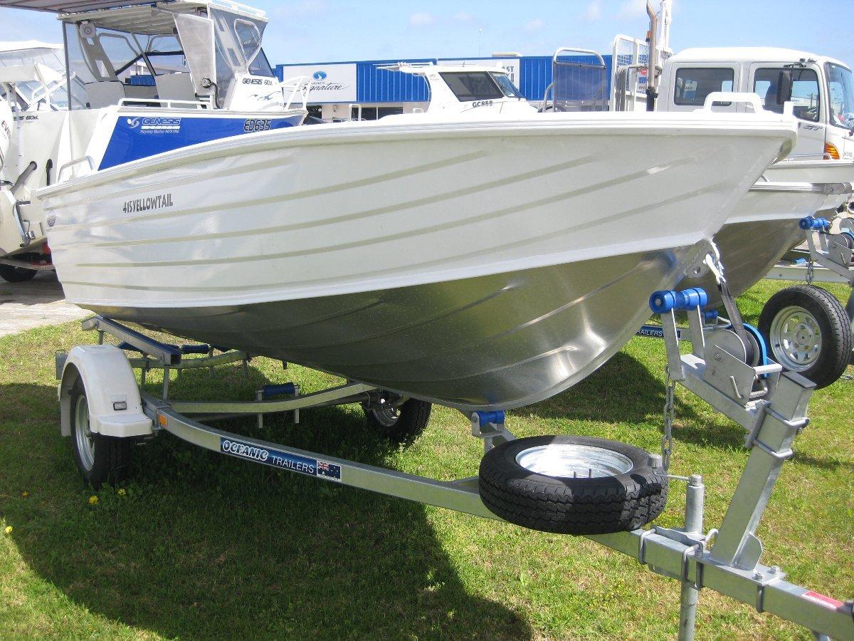Oceanic 415 Yellowtail