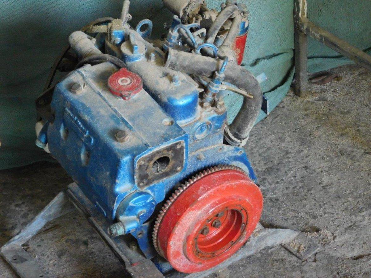 NANNI 20HP Marine Engine