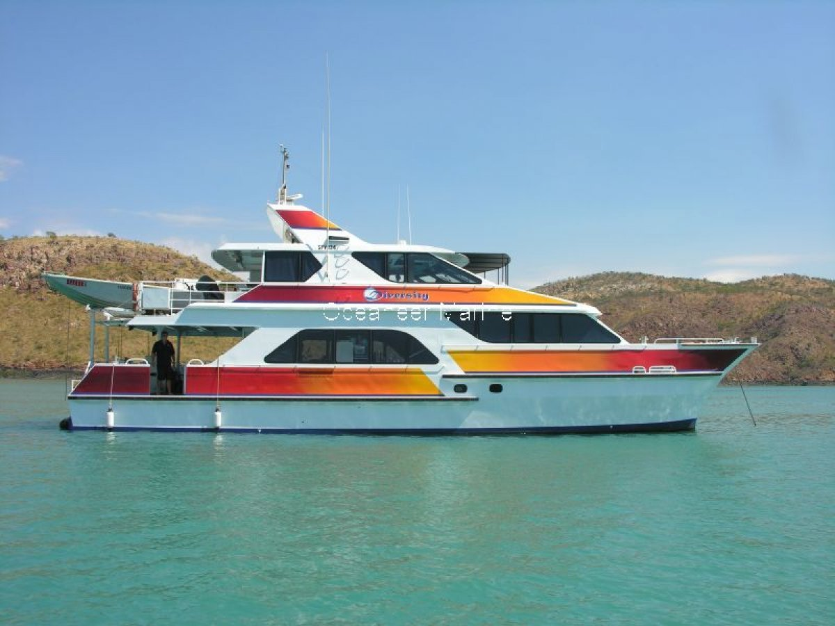 Parker Blue Water Cruiser