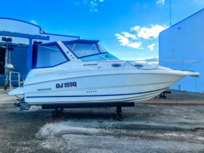 Mustang 2800 Series 3 Dry Stored Under Cover- Click for more info...