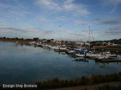 Hidden Harbour Marina - FREEHOLD BERTH 15m B5063
