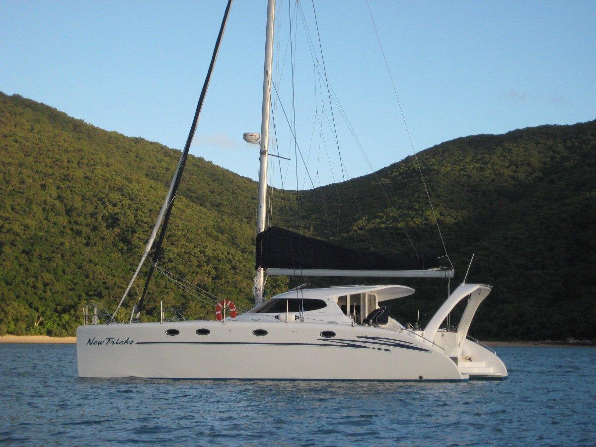 Fusion Catamarans 40 Performance sailing catamaran