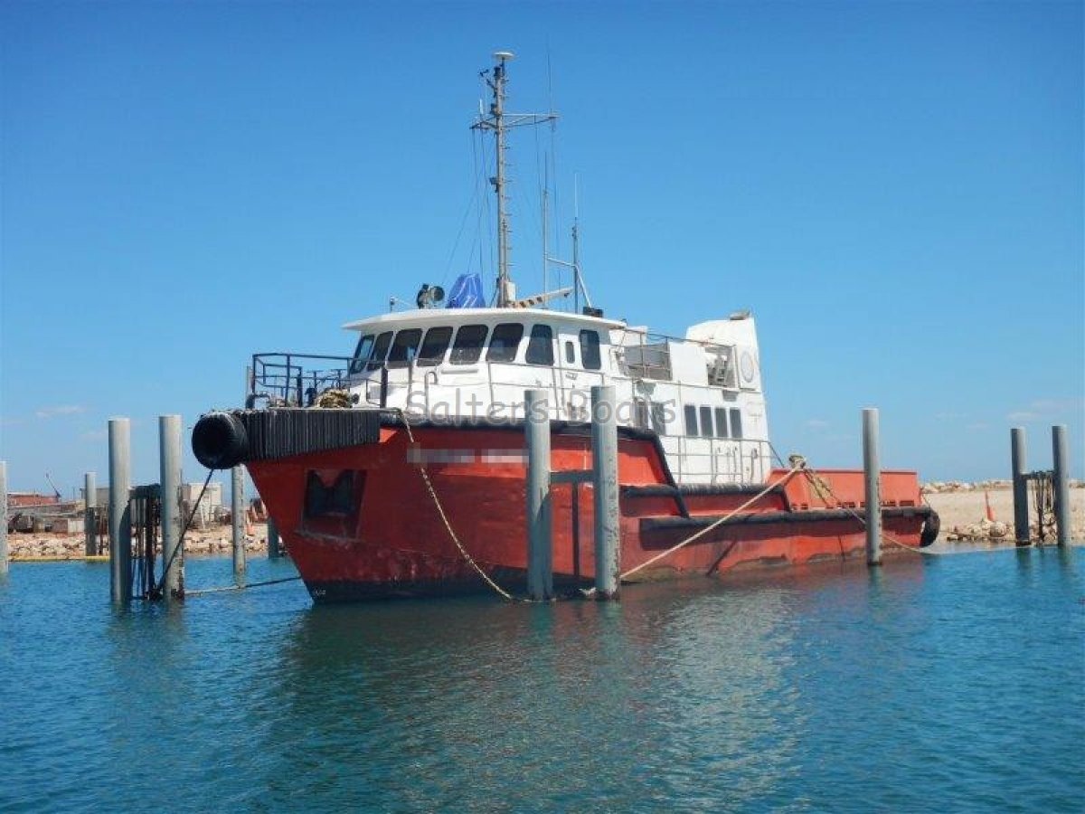 Wavemaster 27m International Utility Vessel