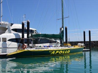 Lexcen Custom 75ft Alloy Maxi Charter Yacht
