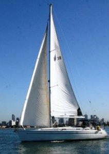 Bavaria 38 Ocean, Cruiser - Racer