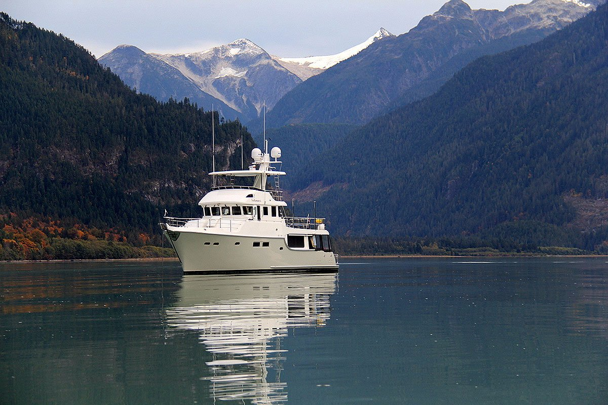 Nordhavn 60 Flybridge Long Range Passagemaker