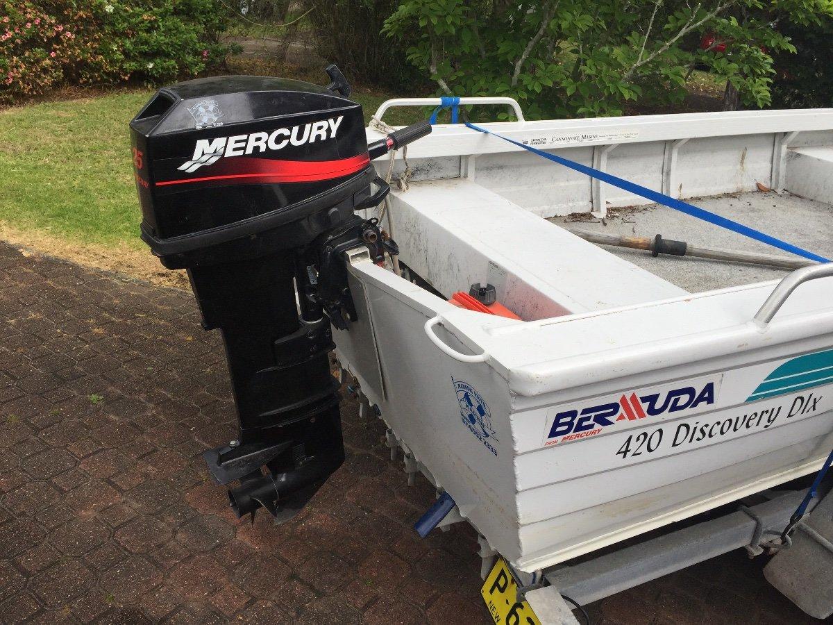 Bermuda 420 Nautica Quintrex