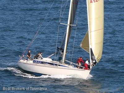 Jarkan 12.5 High Performance Cruiser / Racer