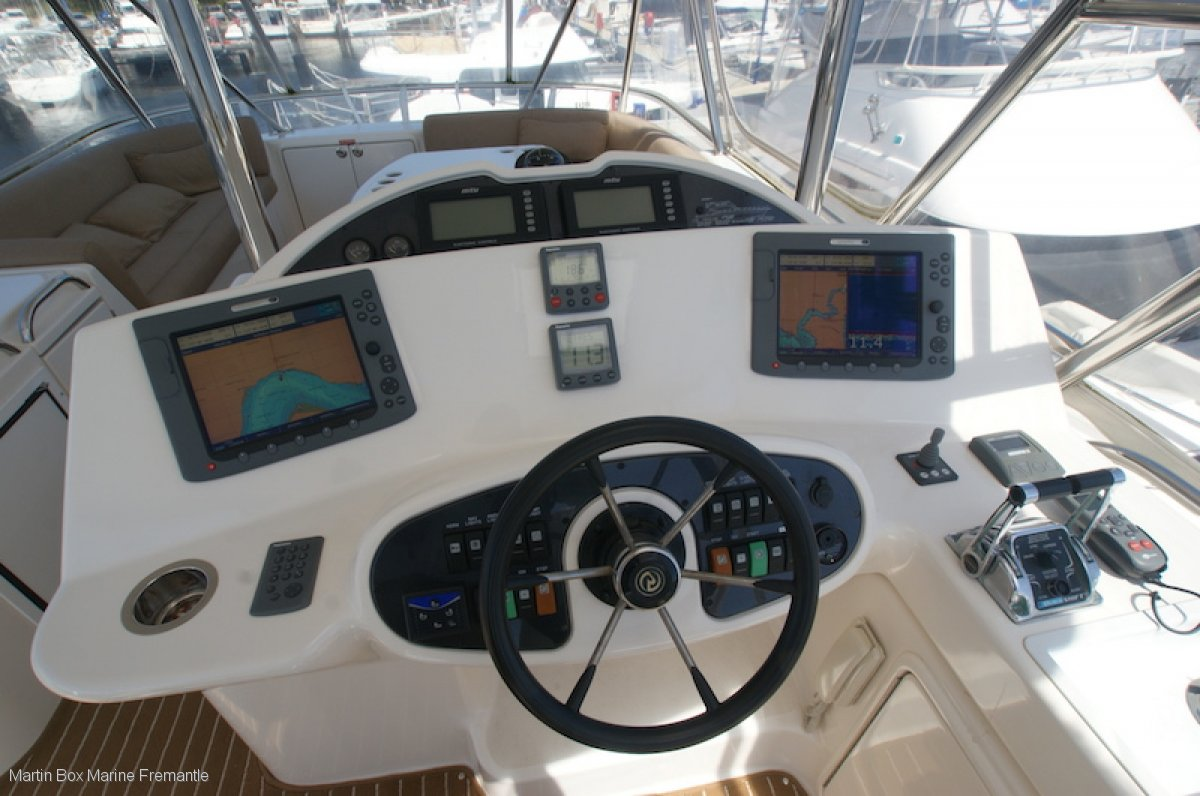 Riviera 51 Open Flybridge 50% share
