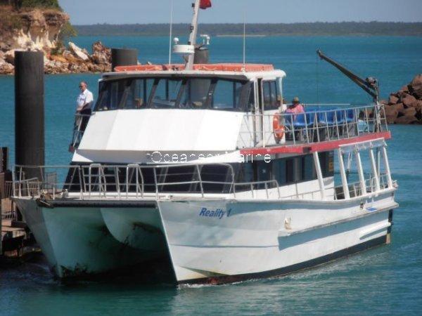 Custom Passenger Ferry