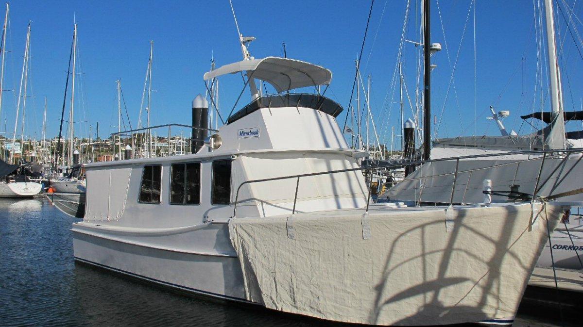Bay Cruiser 36ft Classic Moreton Bay Cruiser