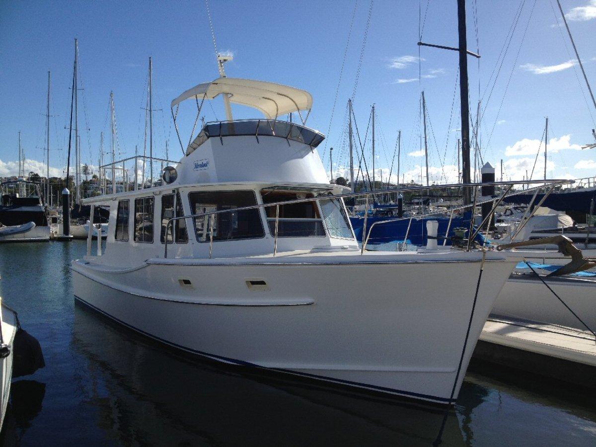 Bay Cruiser 36