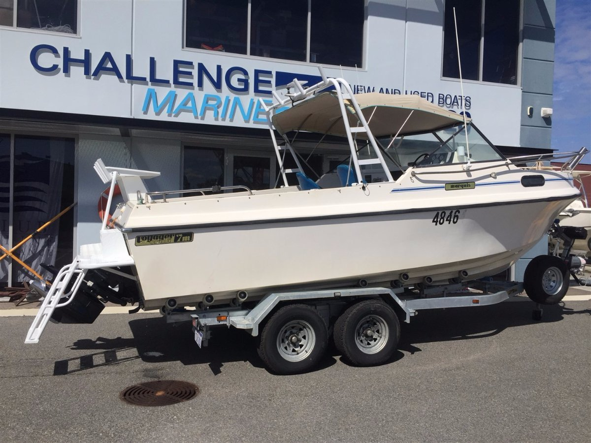 Voyager Marquis 7 2015 5.7ltr B3