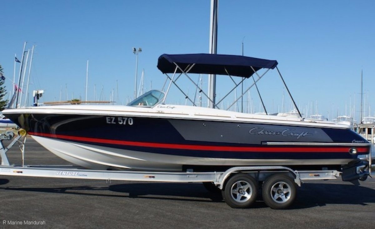 Chris Craft Corsair 25 ****$79500**** The ULTIMATE cruiser