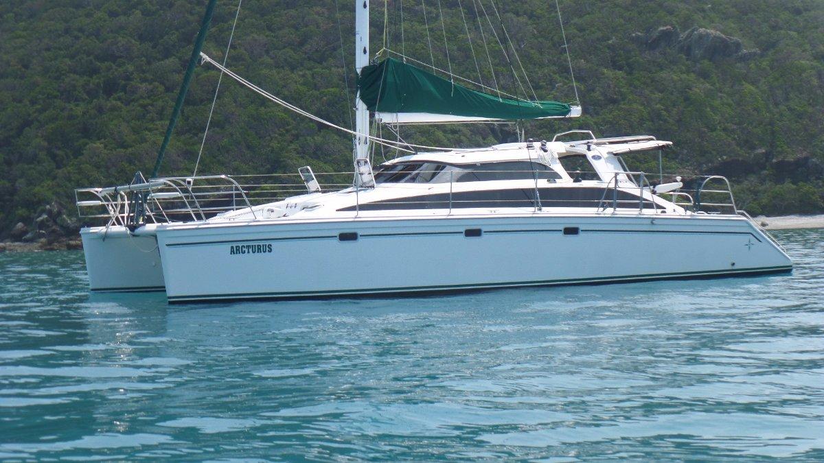 Perry 43 Passagemaker