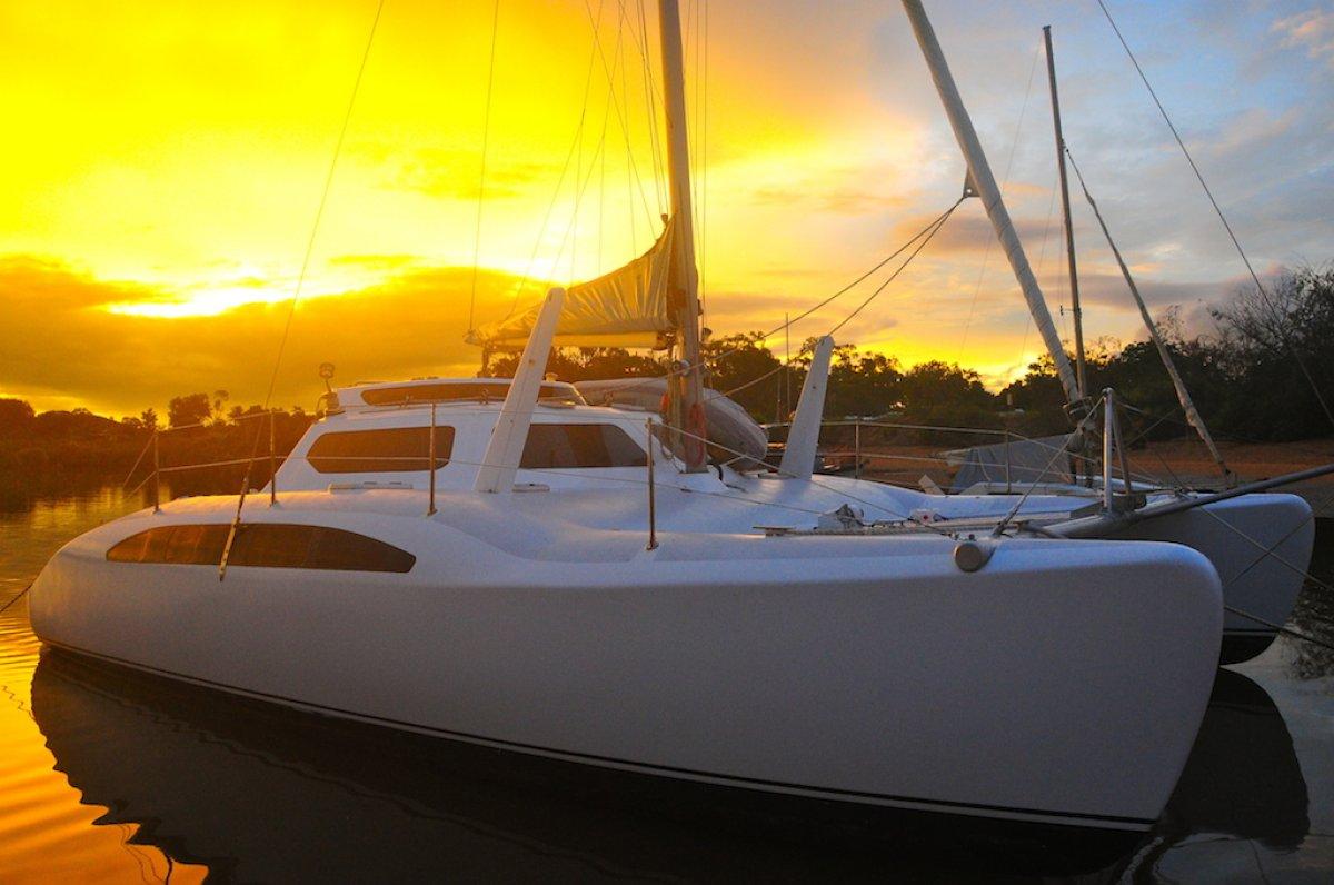 Tennant 10.5 Cruising Catamaran Schionning