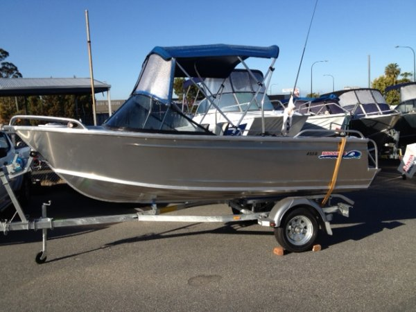 Brooker 455 Runabout