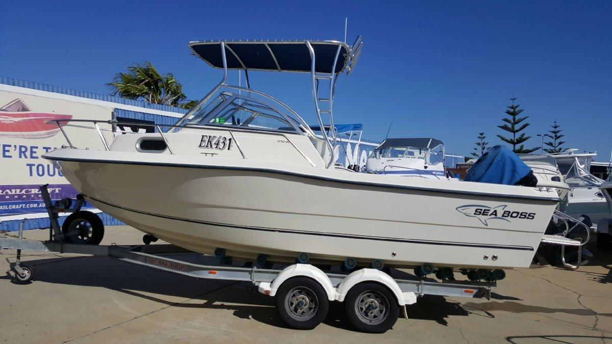 Sea Fox 210 Walkaround - PRICE REDUCED $5000!!!