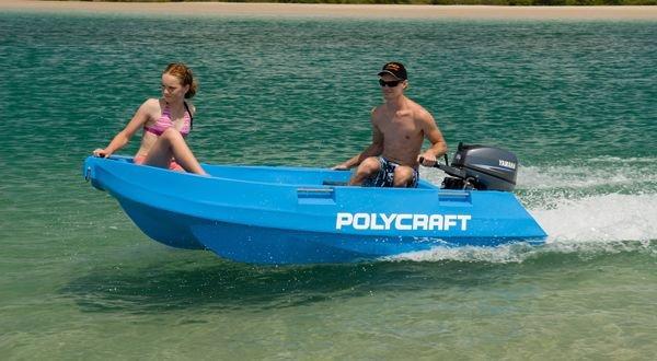 New Polycraft 3.00 Tuff Tender