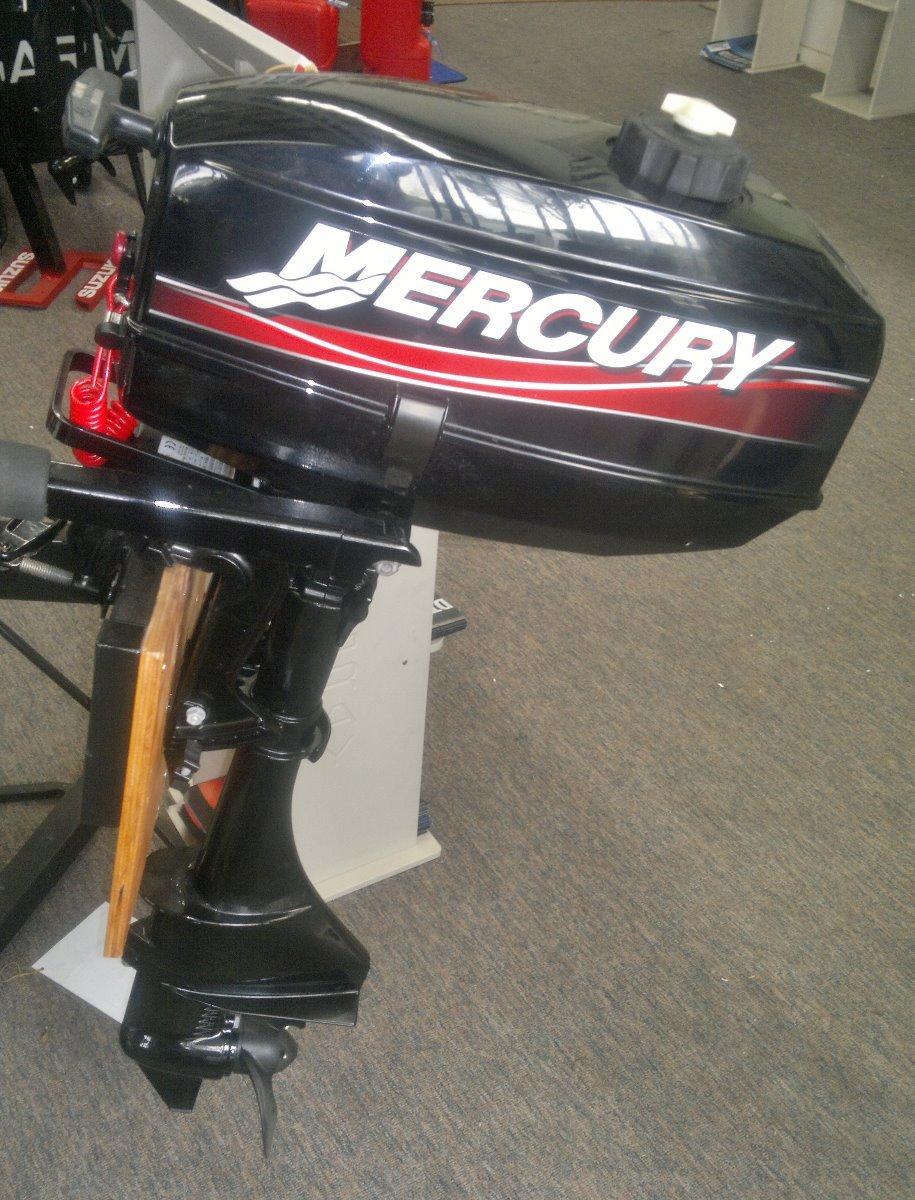 Mercury 3.3hp