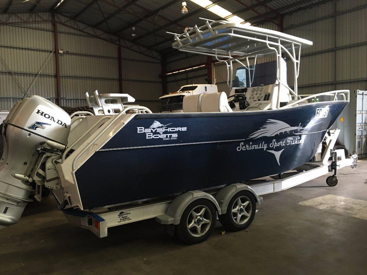 Bayshore Boats Centre Console 61hrs!!