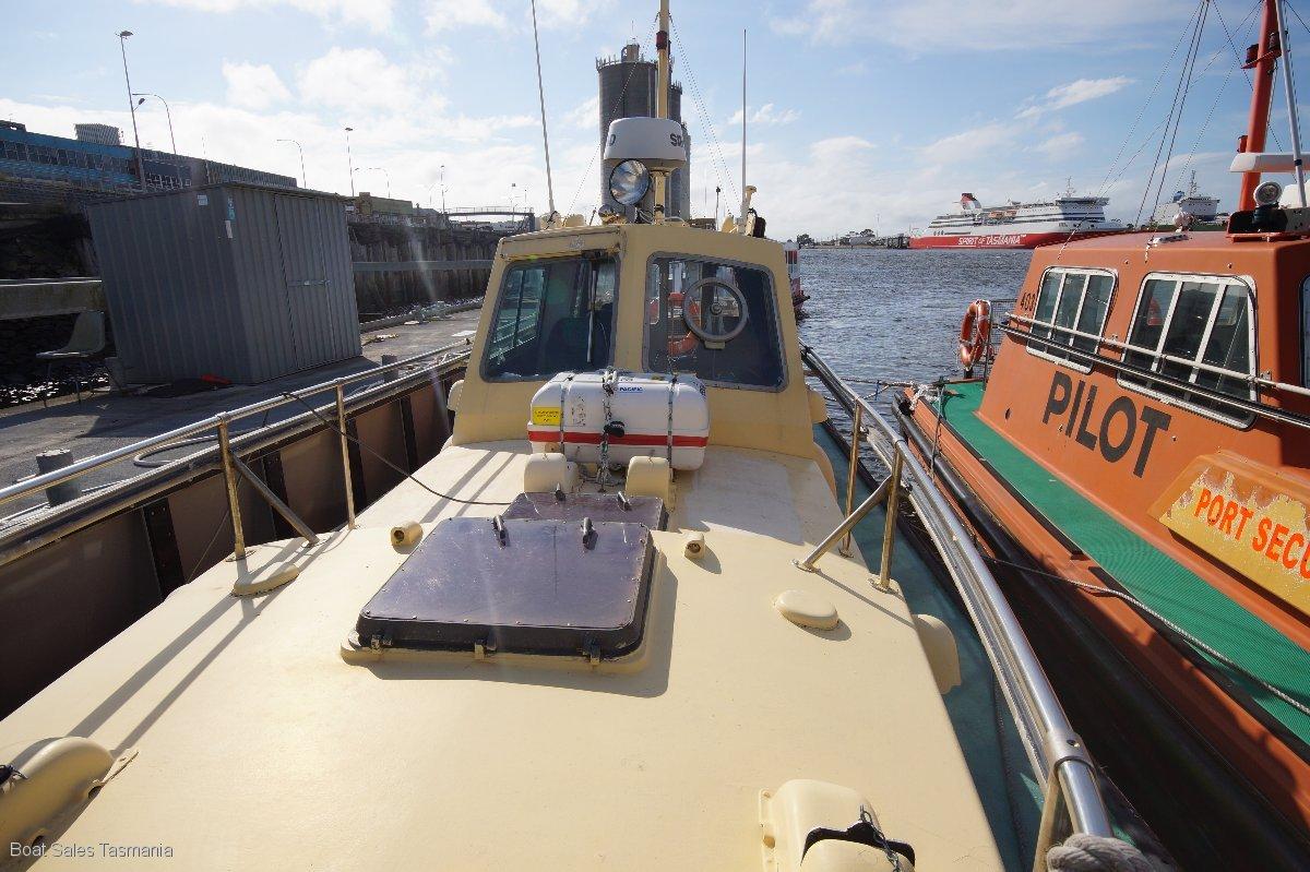 12m Commercial Pilotboat