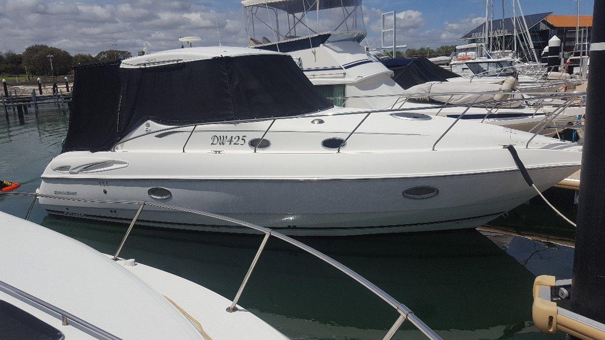 Sunrunner 3300LE Deluxe Sports Cruiser