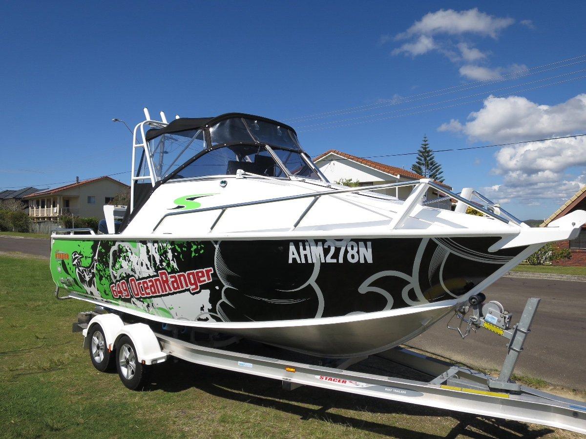 Stacer 649 Ocean Ranger