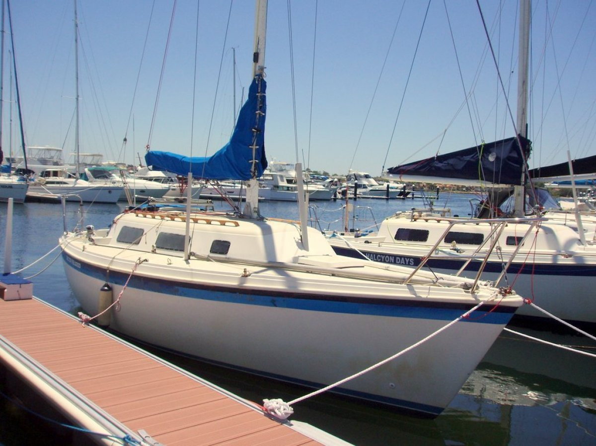 Swarbrick Spacesailer 27