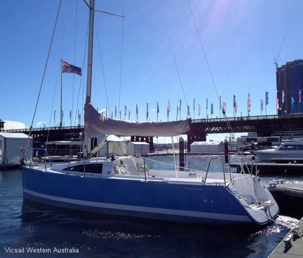 Catalina 275 Sport Demonstration Model (Pittwater, Nsw)