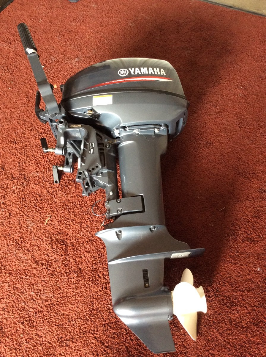 BRAND NEW Yamaha Outboard Motor 15hp
