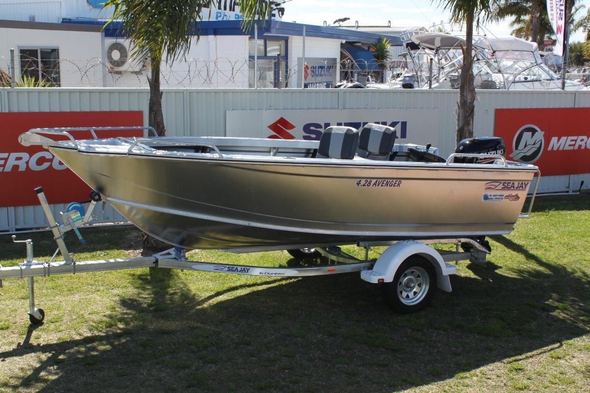 Sea Jay 4.28 Avenger Open dinghy