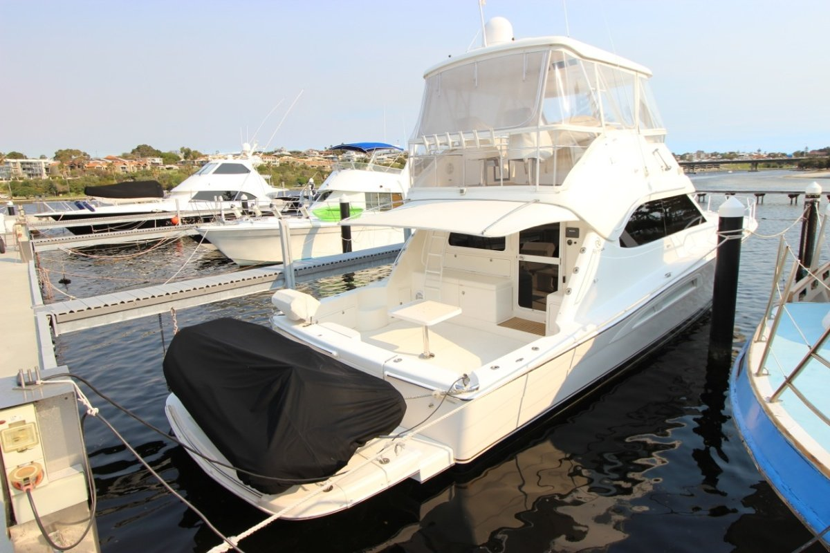 Riviera 47 Open Flybridge Sii - 1/3 share