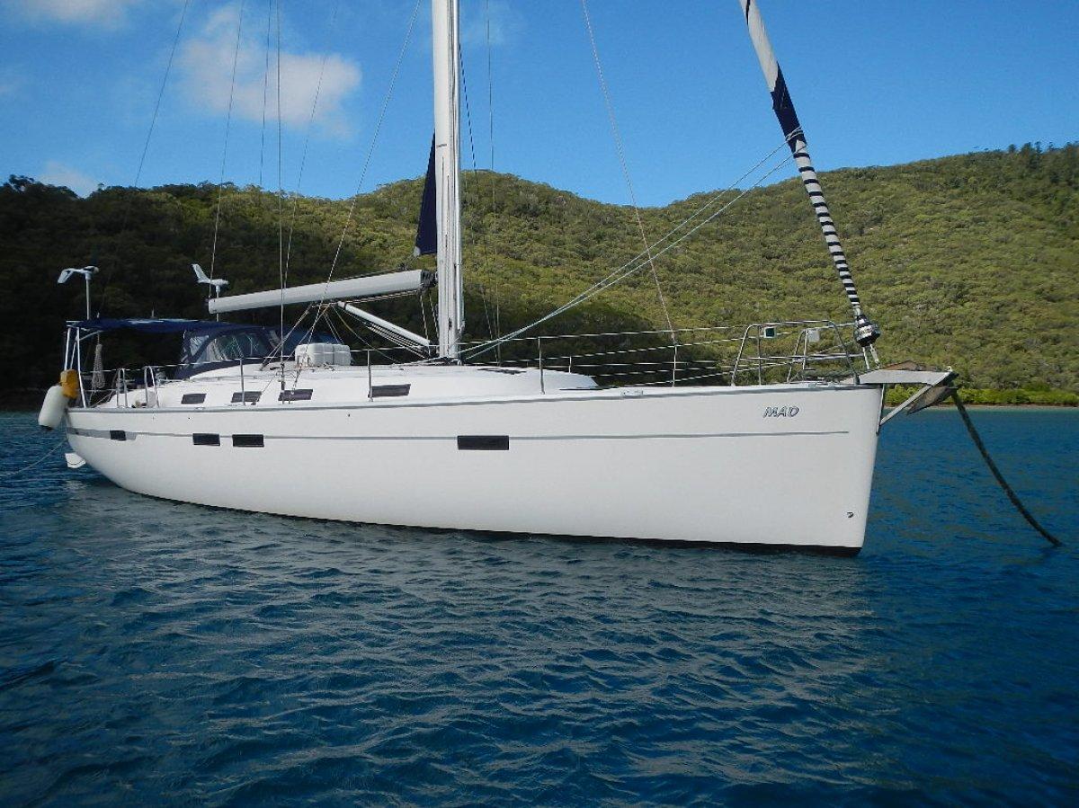 Bavaria Cruiser 45 2010 model