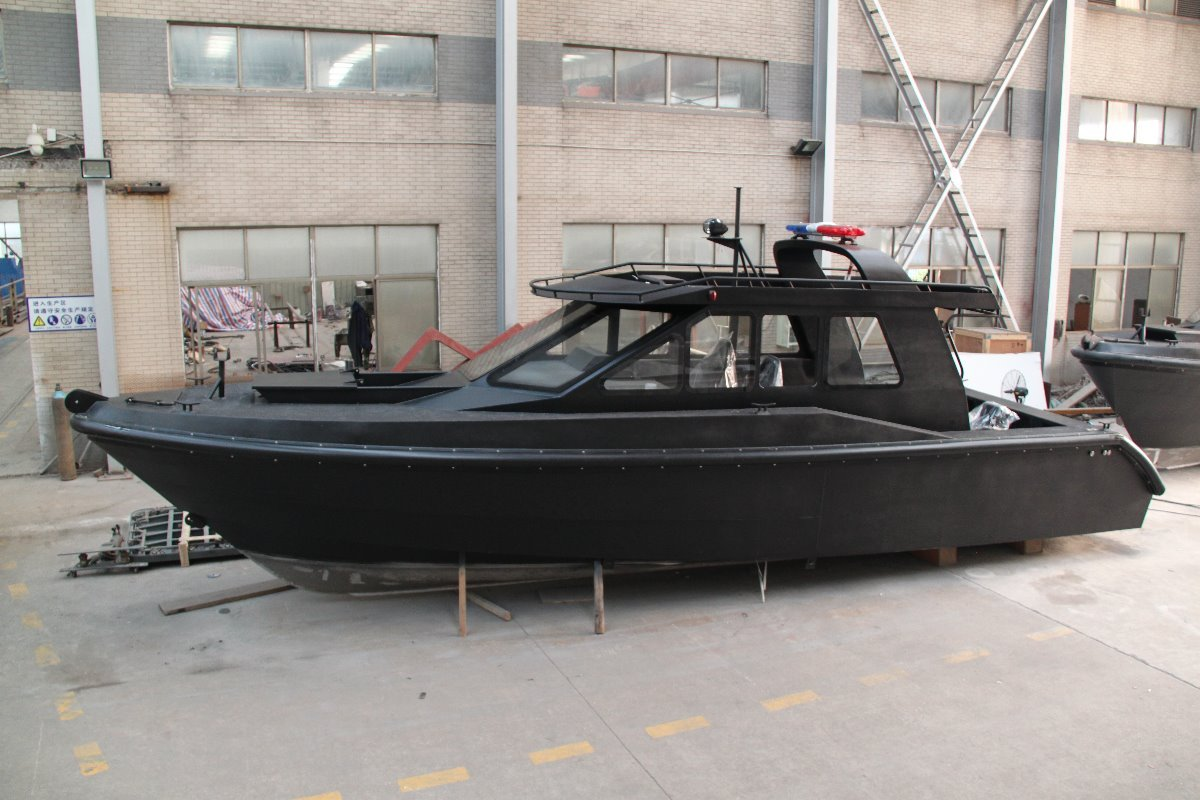 Saltwater Commercial Boats 11.5m Interceptor Patrol