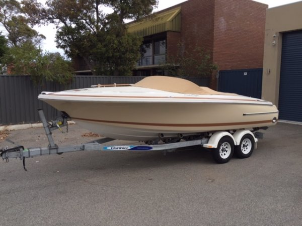 Chris Craft Speedster Heritage Woody #30