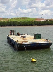 24m Deck Cargo Barge
