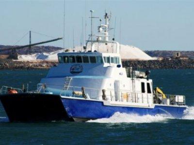 Nqea Catamaran Utility Vessel