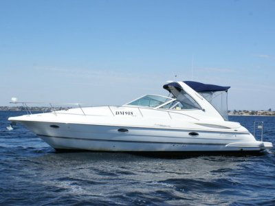 Cruisers Yachts 340 Express Twin Diesel (Suit Riviera, Searay, Mustang Buyers)