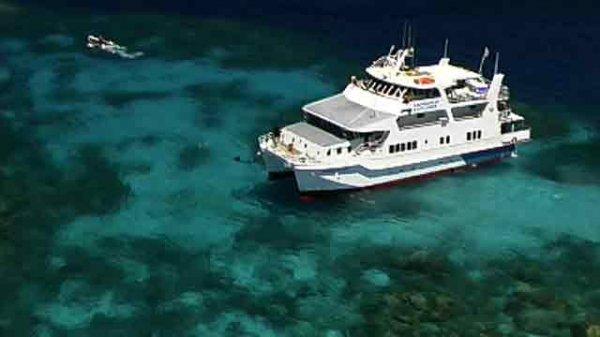 Steel Catamartan Passenger Vessel
