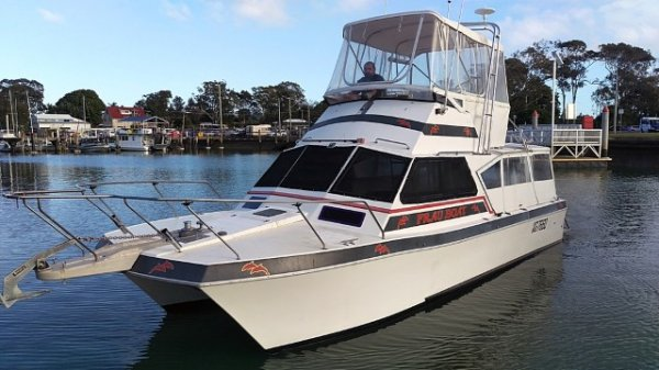 Powercat 288 Flybridge Diesel